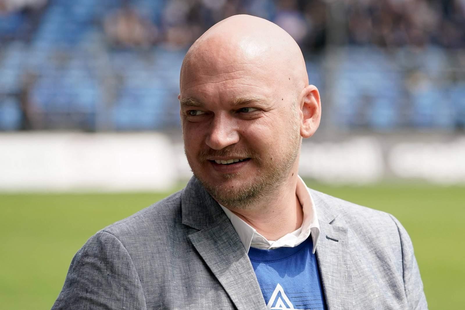 Markus Kompp ist Geschäftsführer bei Waldhof Mannheim