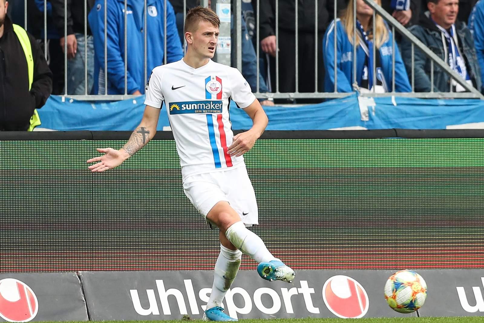 Nico Neidhart von Hansa Rostock