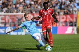 """FC Bayern U23 erwartet """"robuste"""" Löwen"""