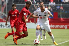 Würzburger Kickers: Respekt vor auswärtsstarkem KFC
