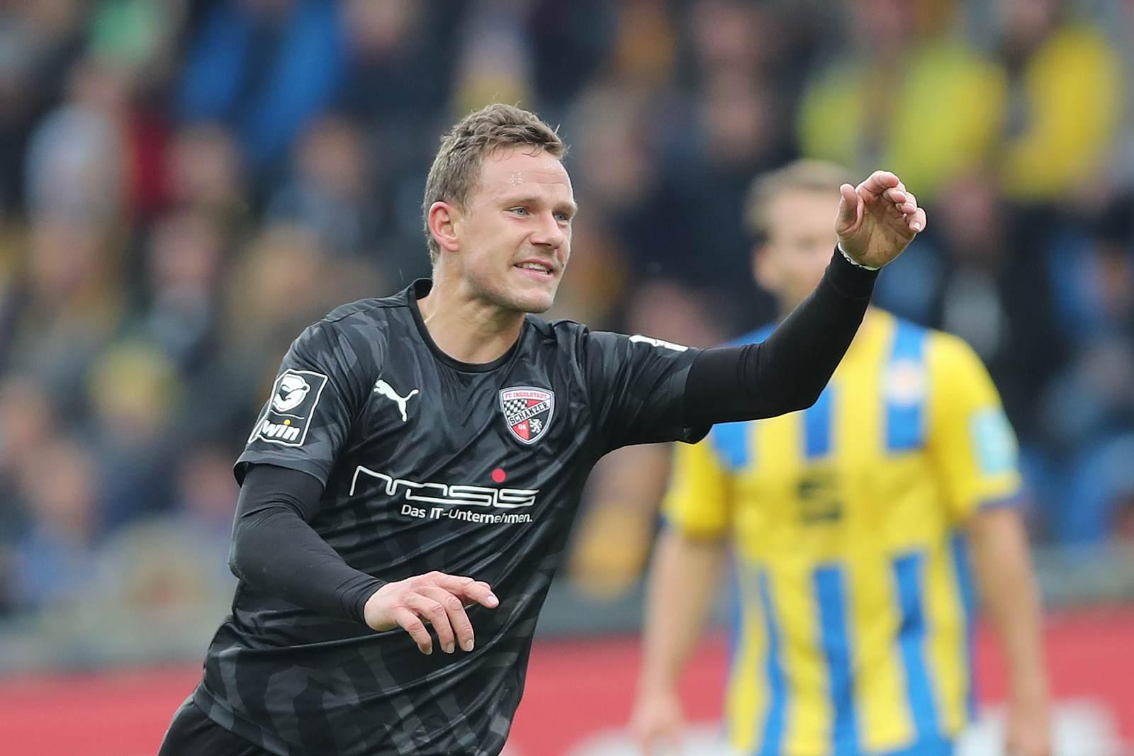 Marcel Gaus beim FC Ingolstadt