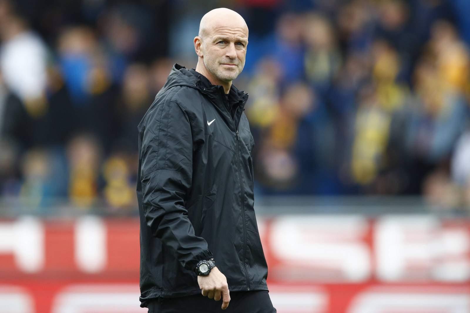 Marco Antwerpen von Eintracht Braunschweig