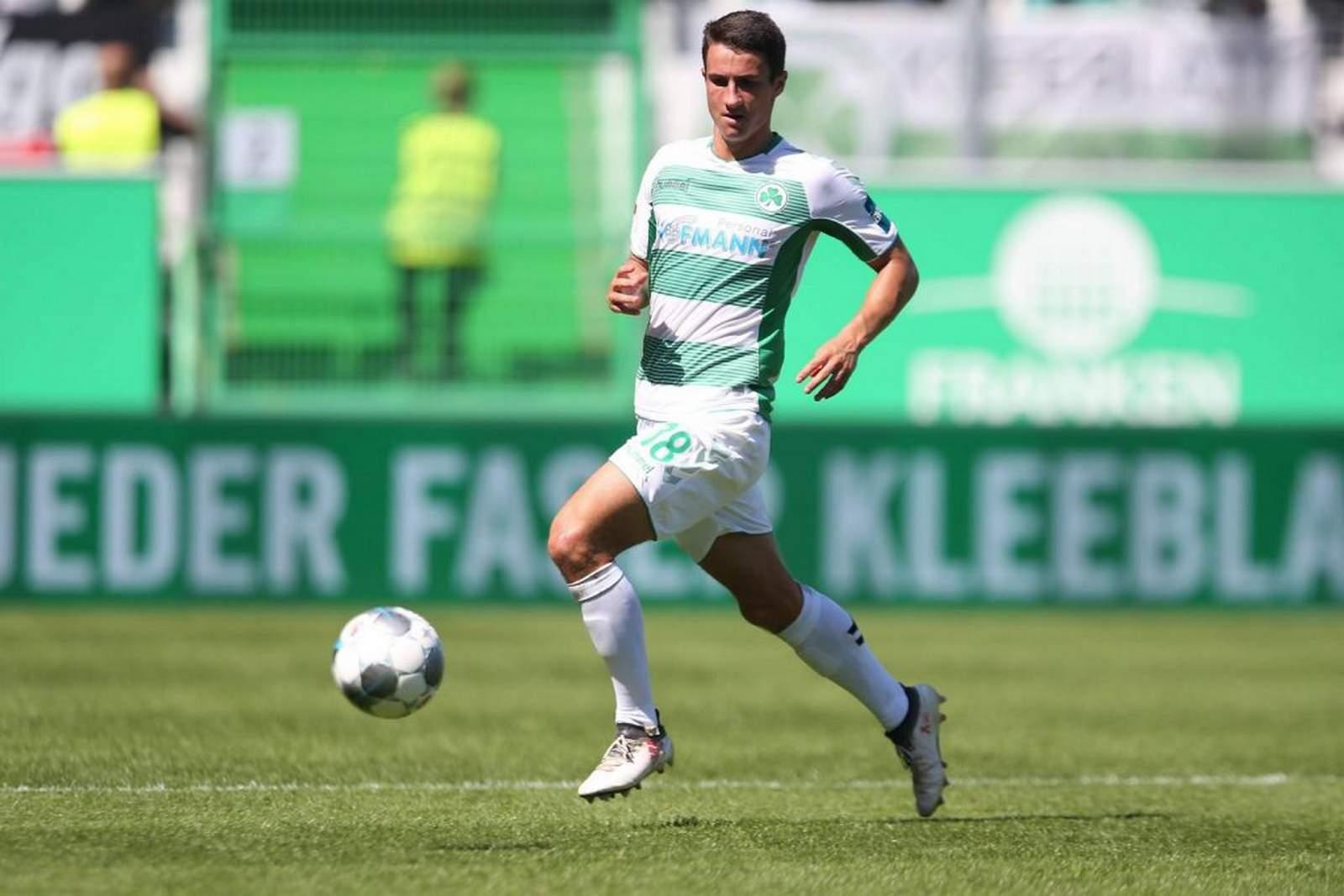 Marco Meyerhöfer von Greuther Fürth