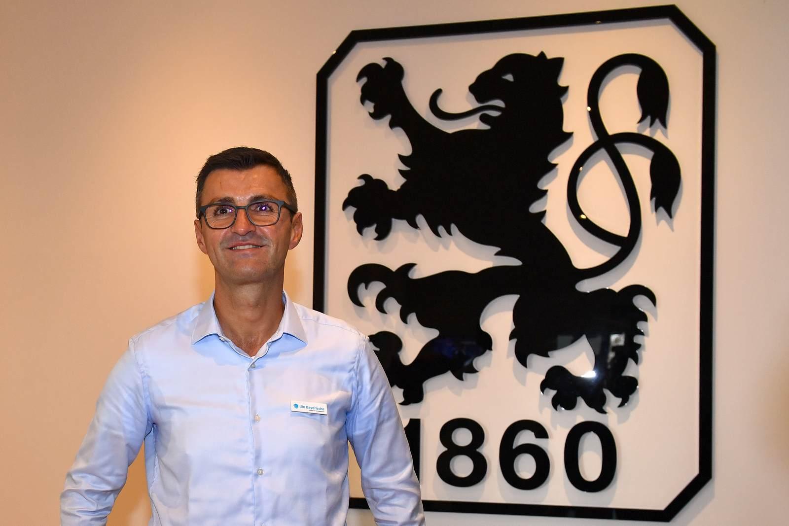 Michael Köllner beim TSV 1860 München