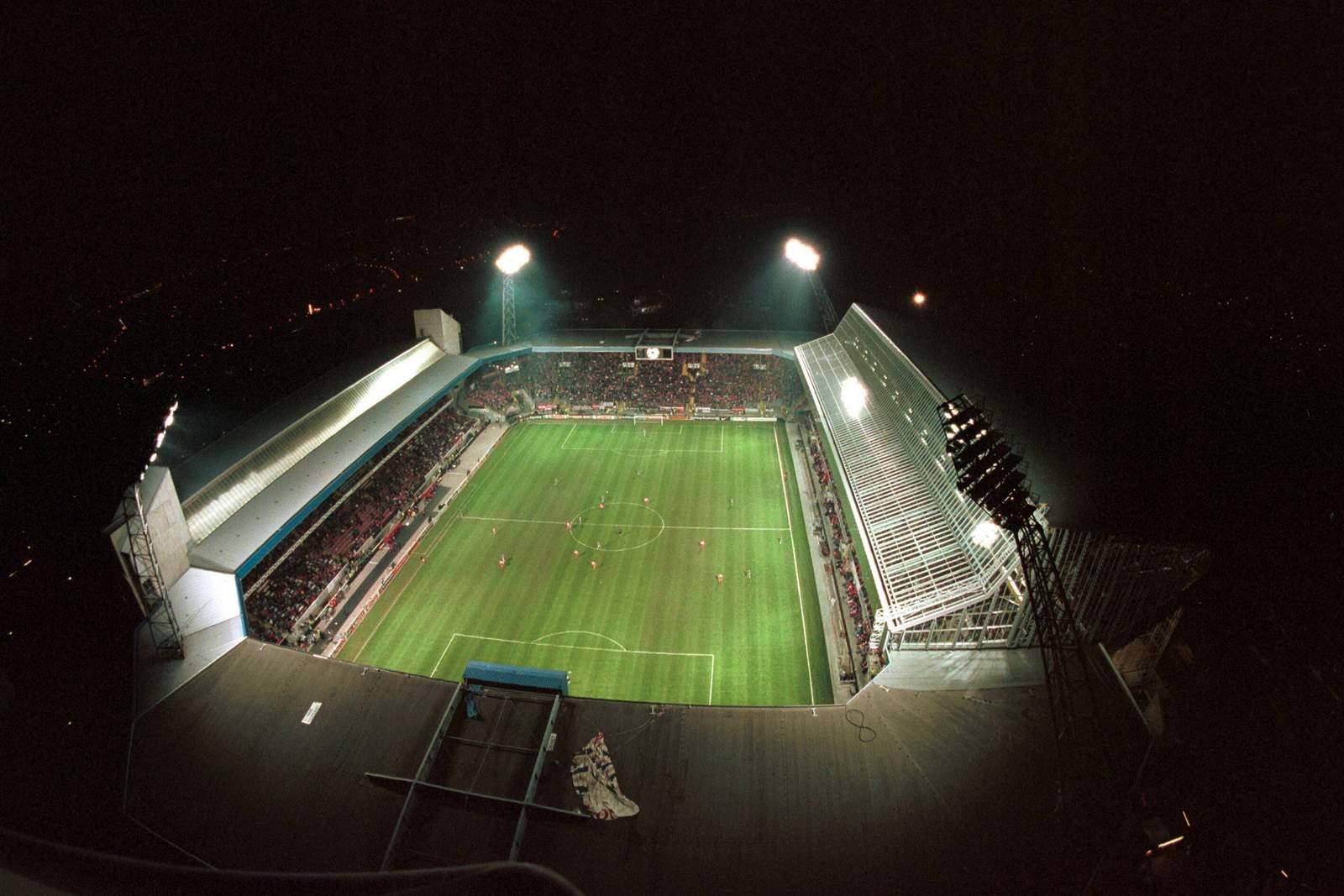 Fritz-Walter-Stadion in Kaiserslautern