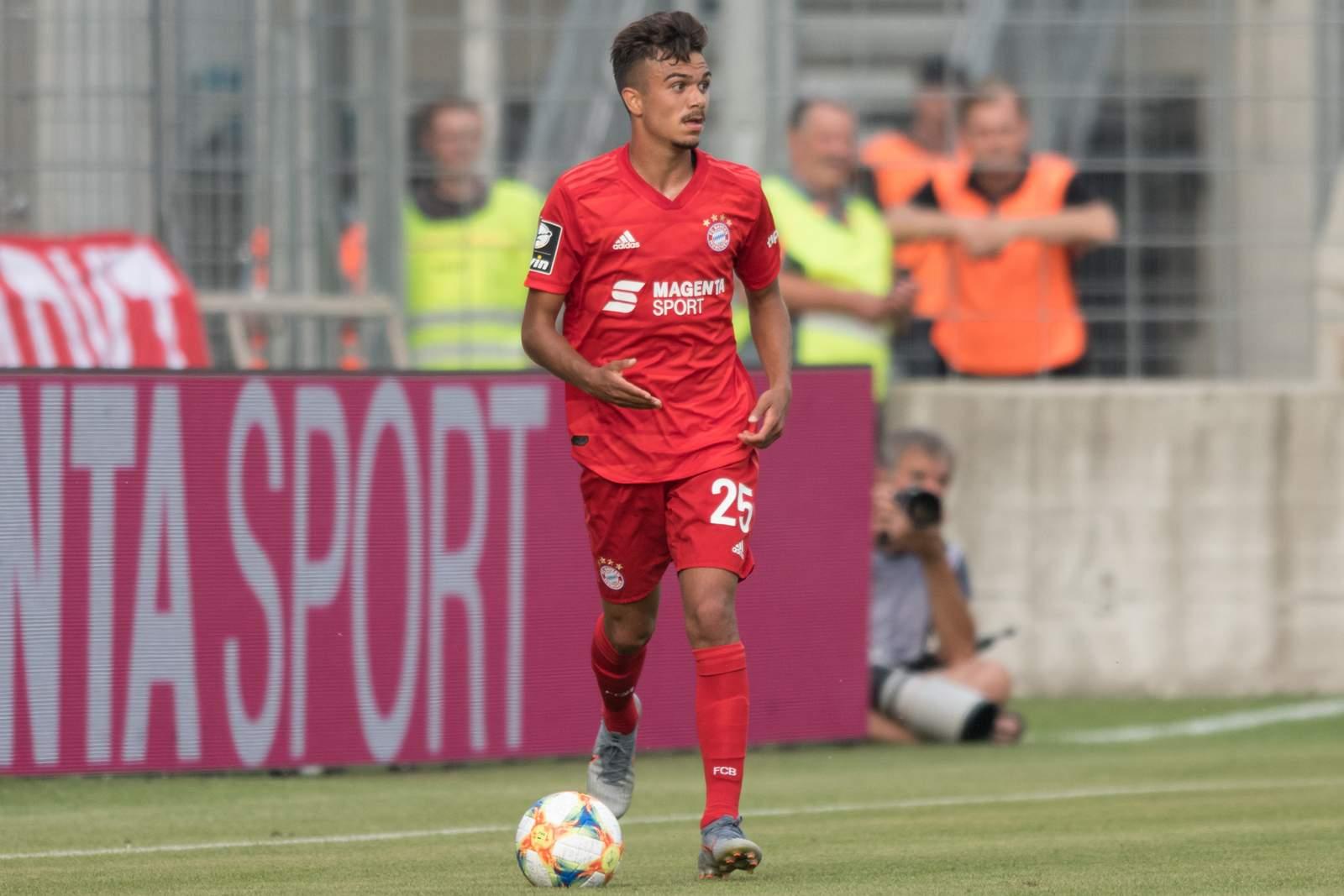 Oliver Batista Meier von der Bayern U23