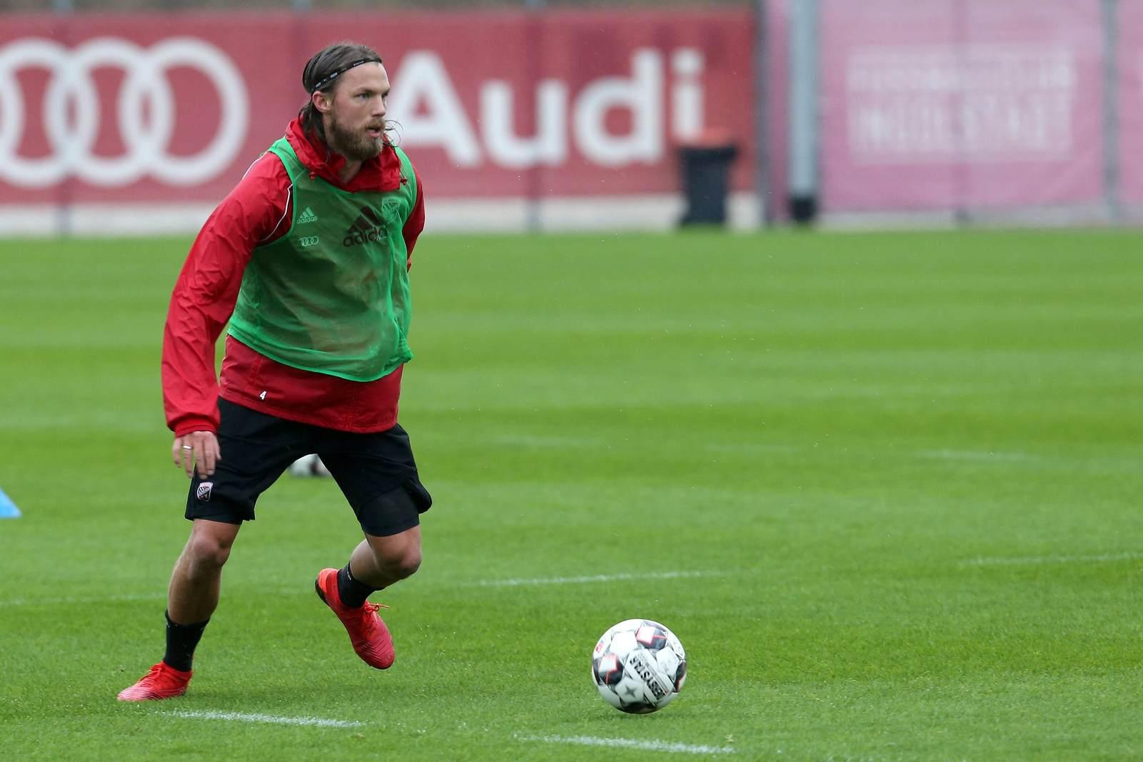 Björn Paulsen vom FC Ingolstadt