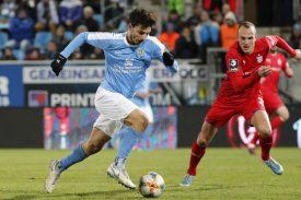 Chemnitzer FC: Hosiner glaubt an die Qualität