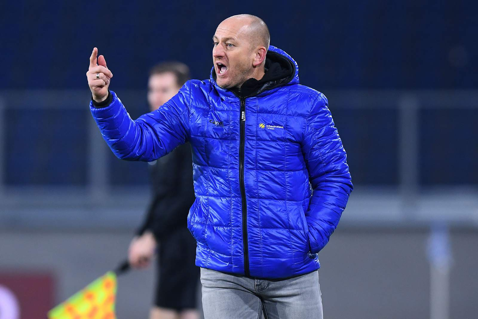 Torsten Lieberknecht vom MSV Duisburg