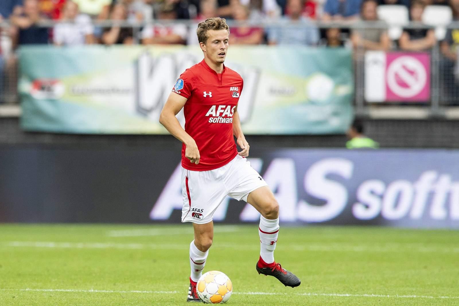 Leon Bergsma von AZ Alkmaar