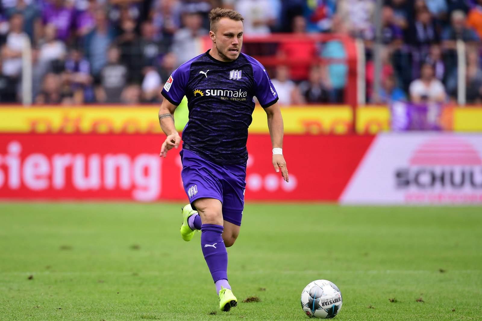 Nico Granatowski vom VfL osnabrück