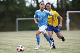 Chemnitzer FC und Gesien trennen sich