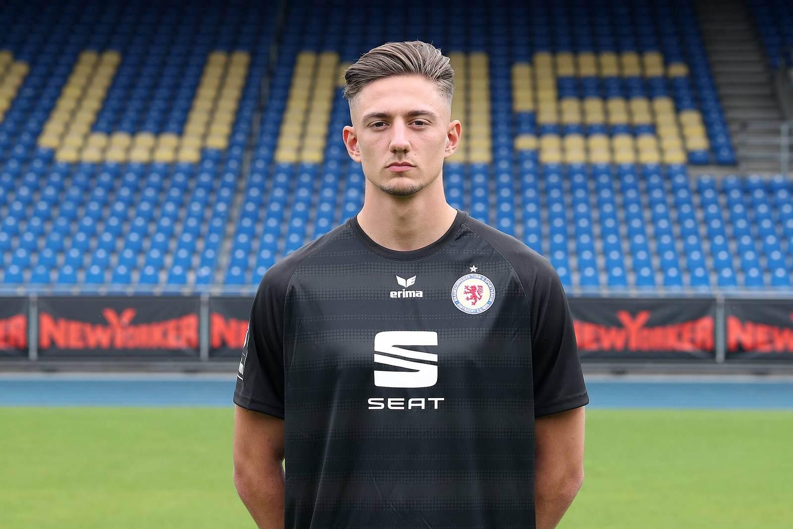 Roman Birjukov bei Eintracht Braunschweig