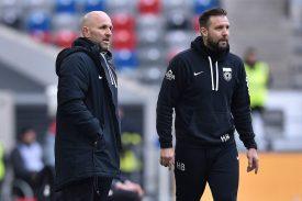 Sonnenhof Großaspach stellt Trainer-Duo frei