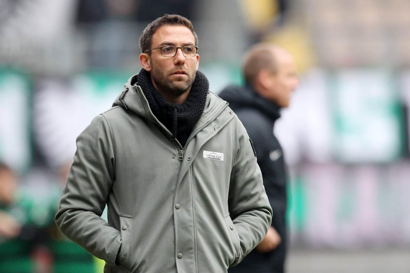Boris Schommers vom FCK