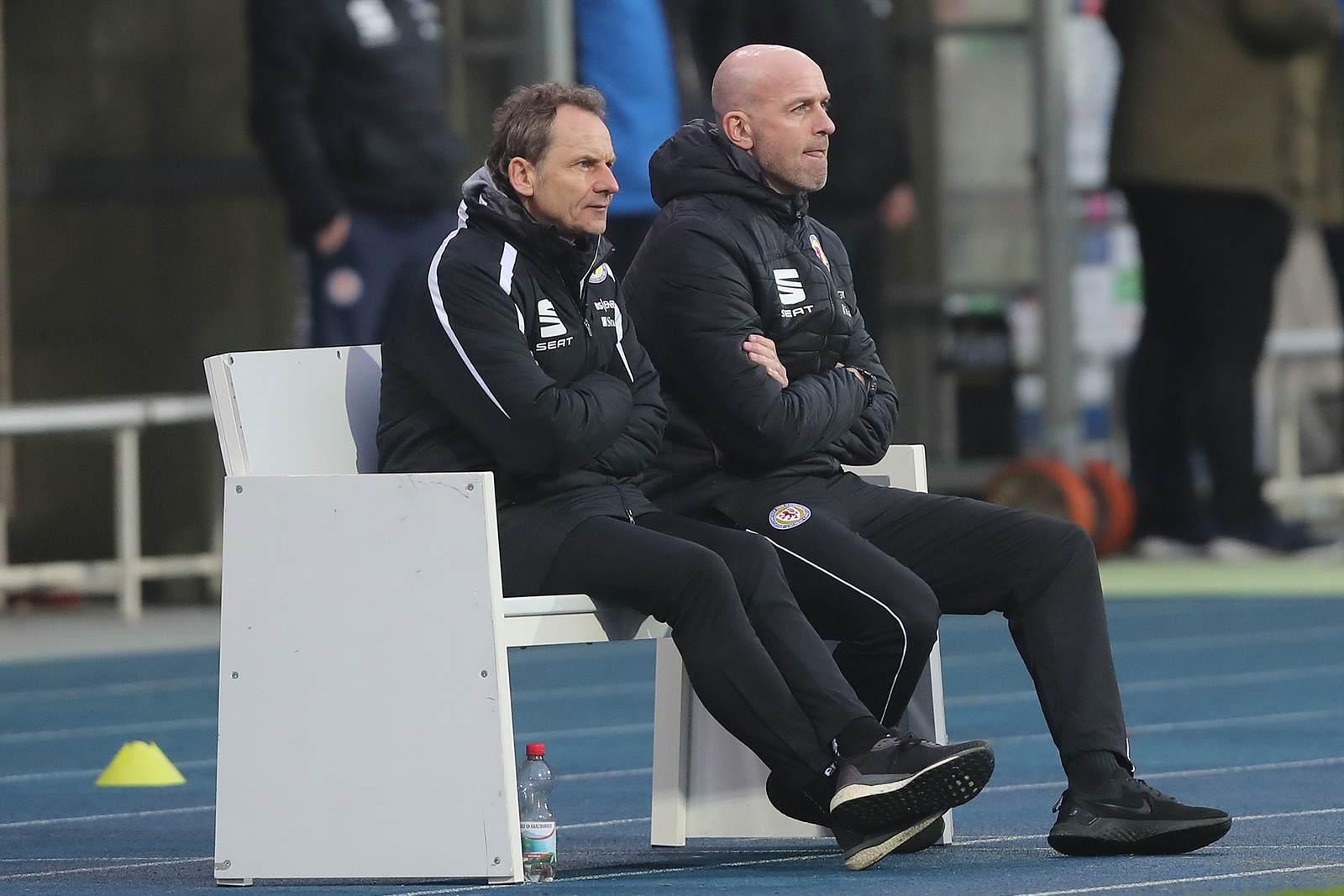 Frank Eulberg und Marco Antwerpen