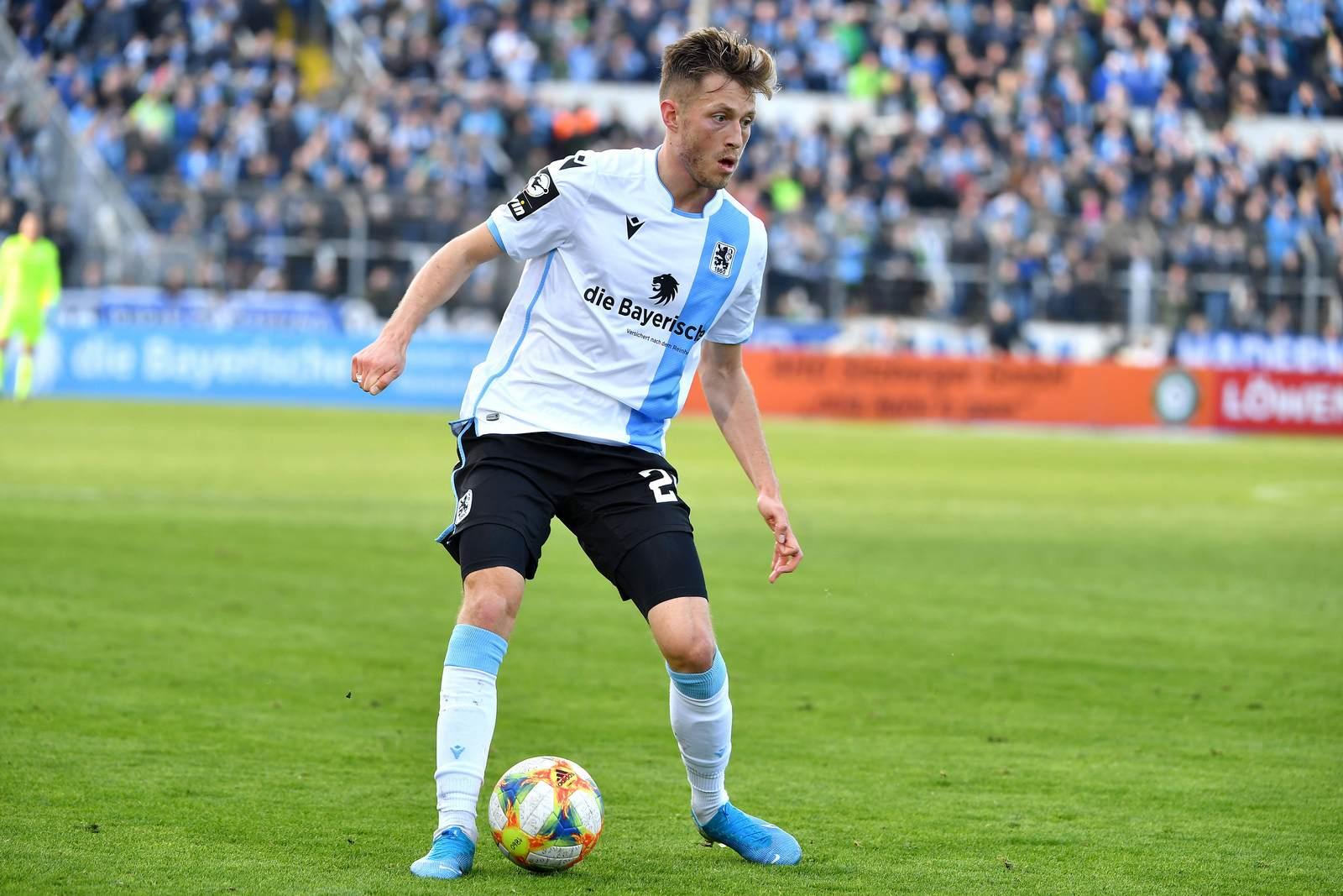 Marius Willsch beim TSV 1860 München