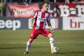 Würzburger Kickers ziehen Kaufoption bei Sontheimer
