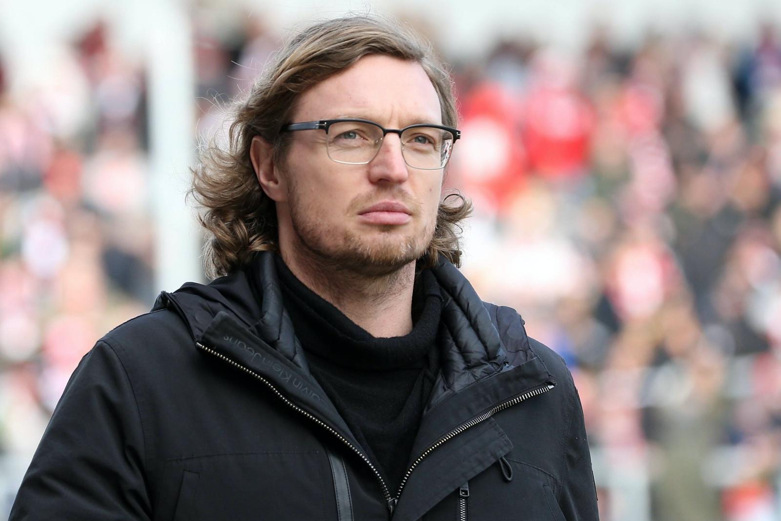 Daniel Sauer bei den Würzburger Kickers