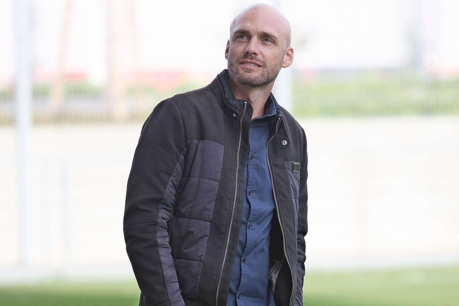 Nils-Ole Book als Sportdirektor der SV Elversberg