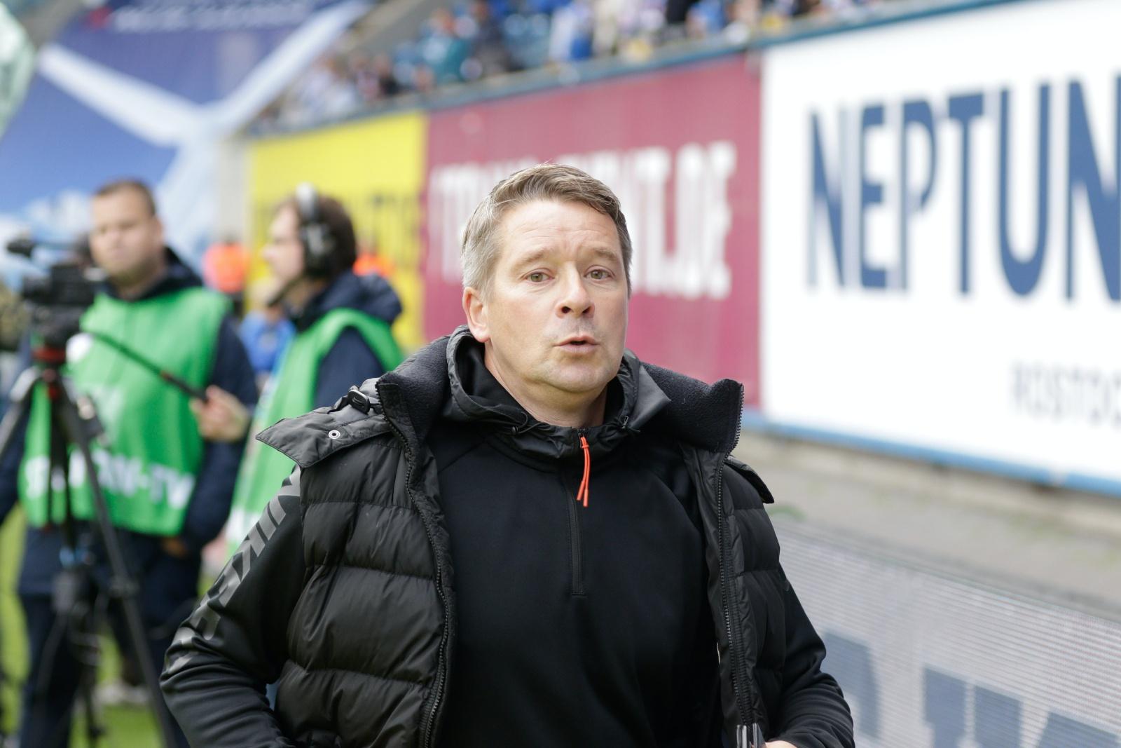 Ronald Maul beim SV Meppen