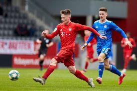 FC Bayern U23: Waidner steht in den Startlöchern