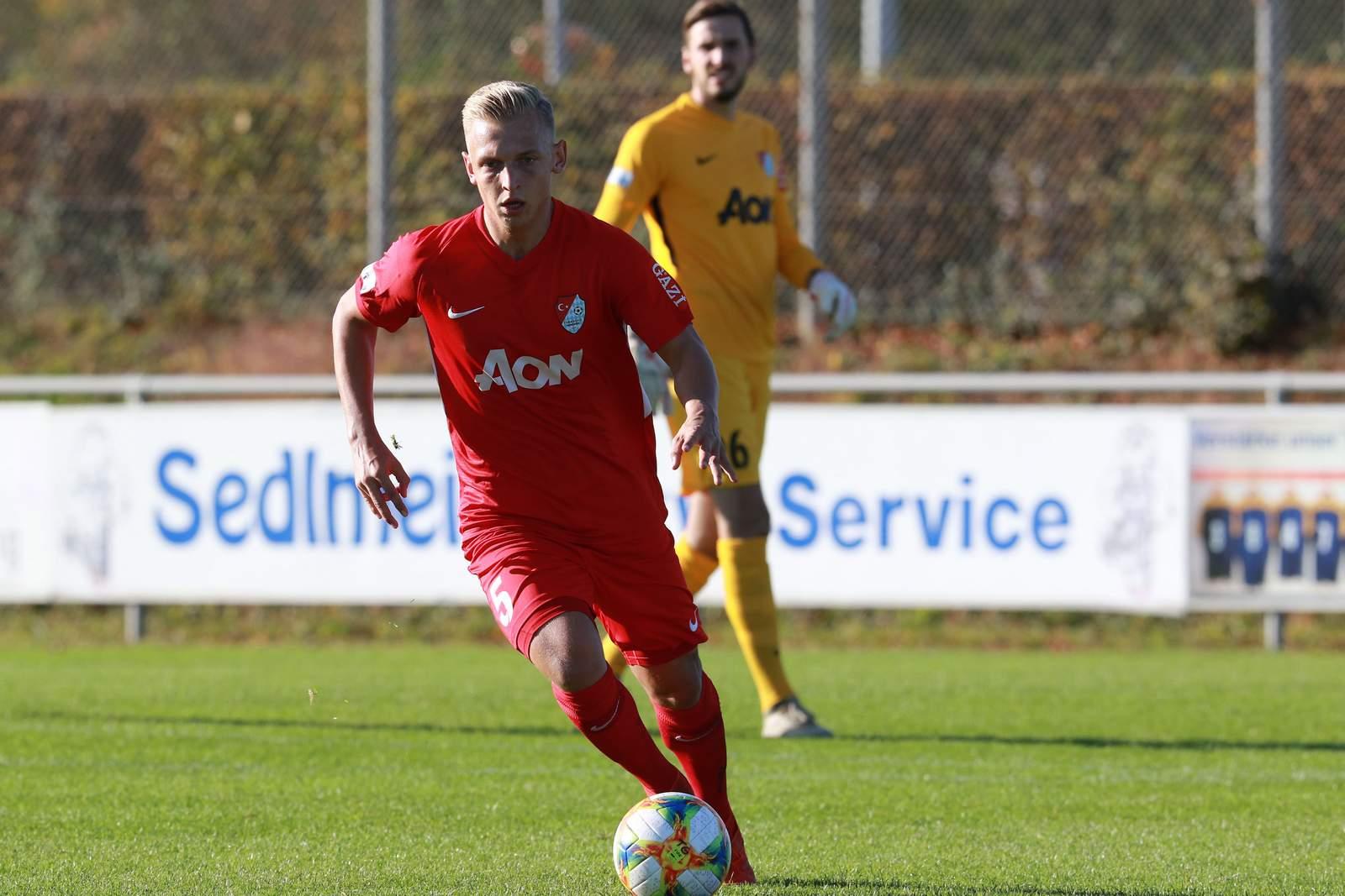 Benedikt Kirsch von Türkgücü München