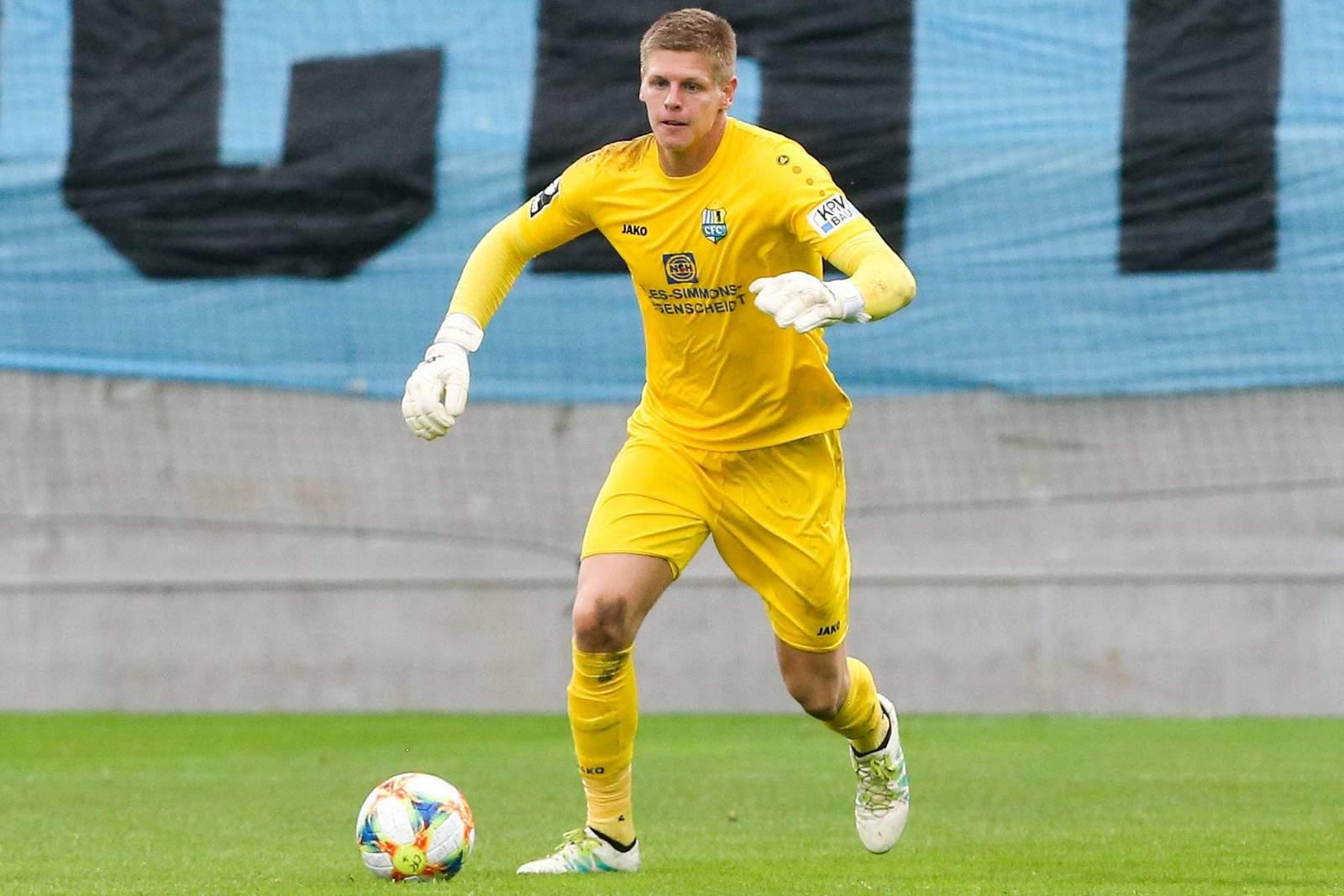 Jakub Jakubov vom Chemnitzer FC