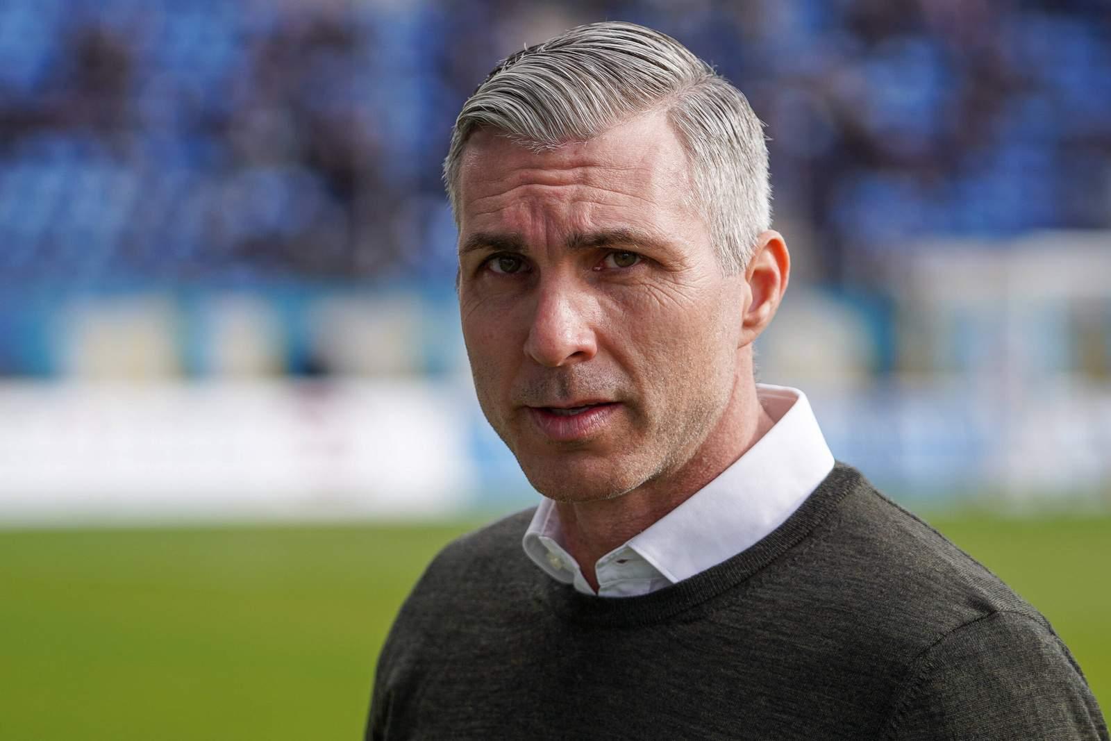 Waldhofs Sportlicher Leiter Jochen Kientz.