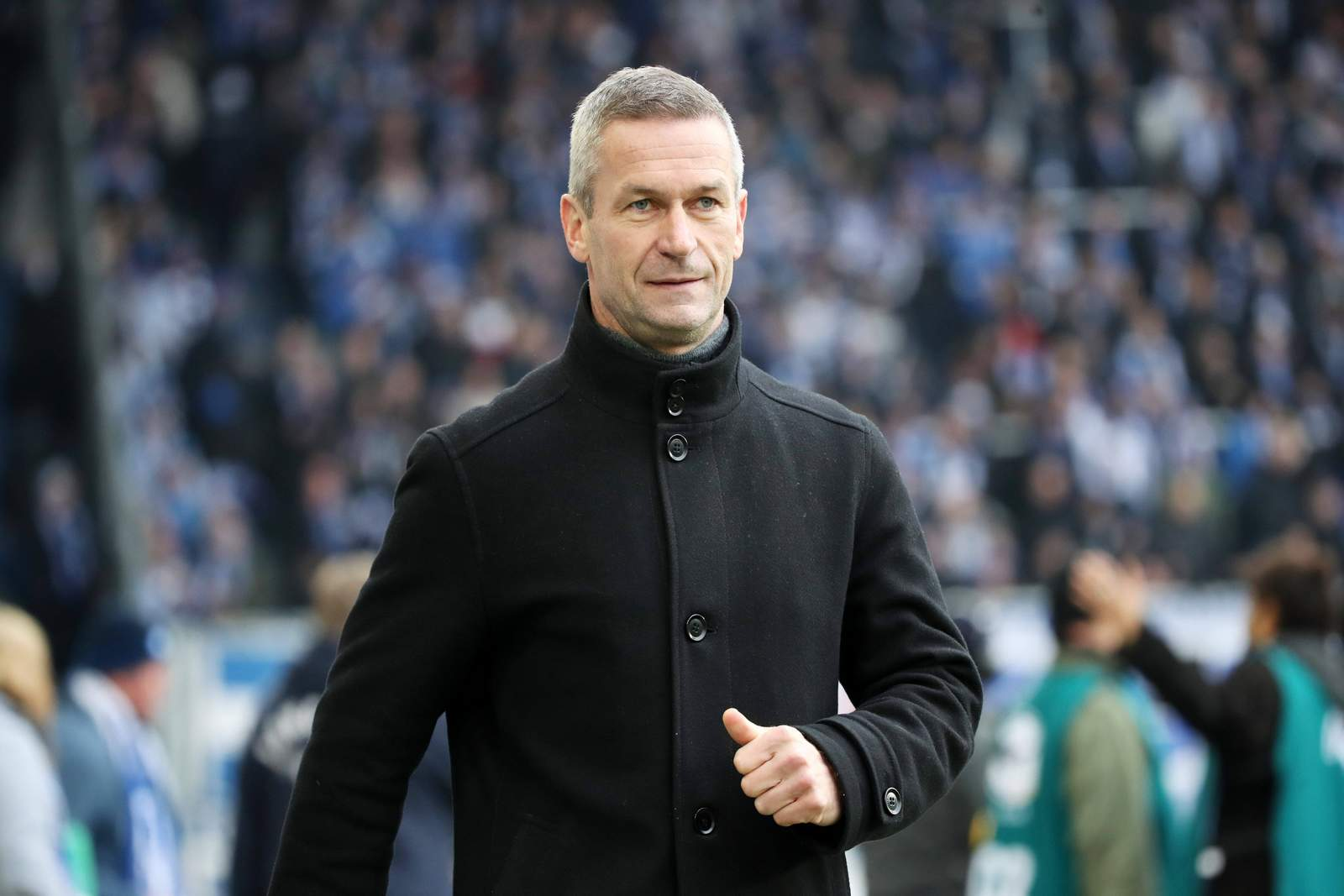 Mario Kallnik beim 1. FC Magdeburg