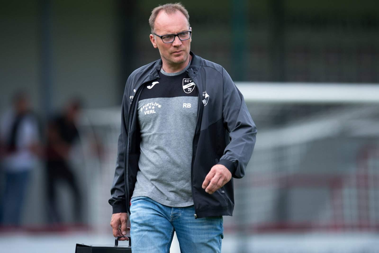 Raimund Bertels vom SC Verl
