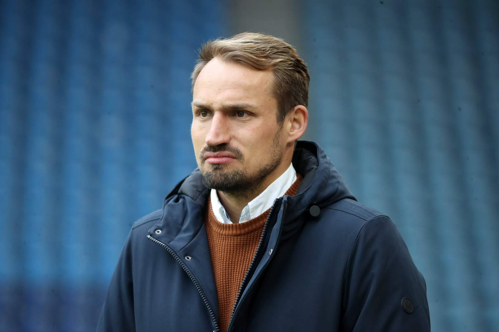Toni Wachsmuth als Sportdirektor des FSV Zwickau