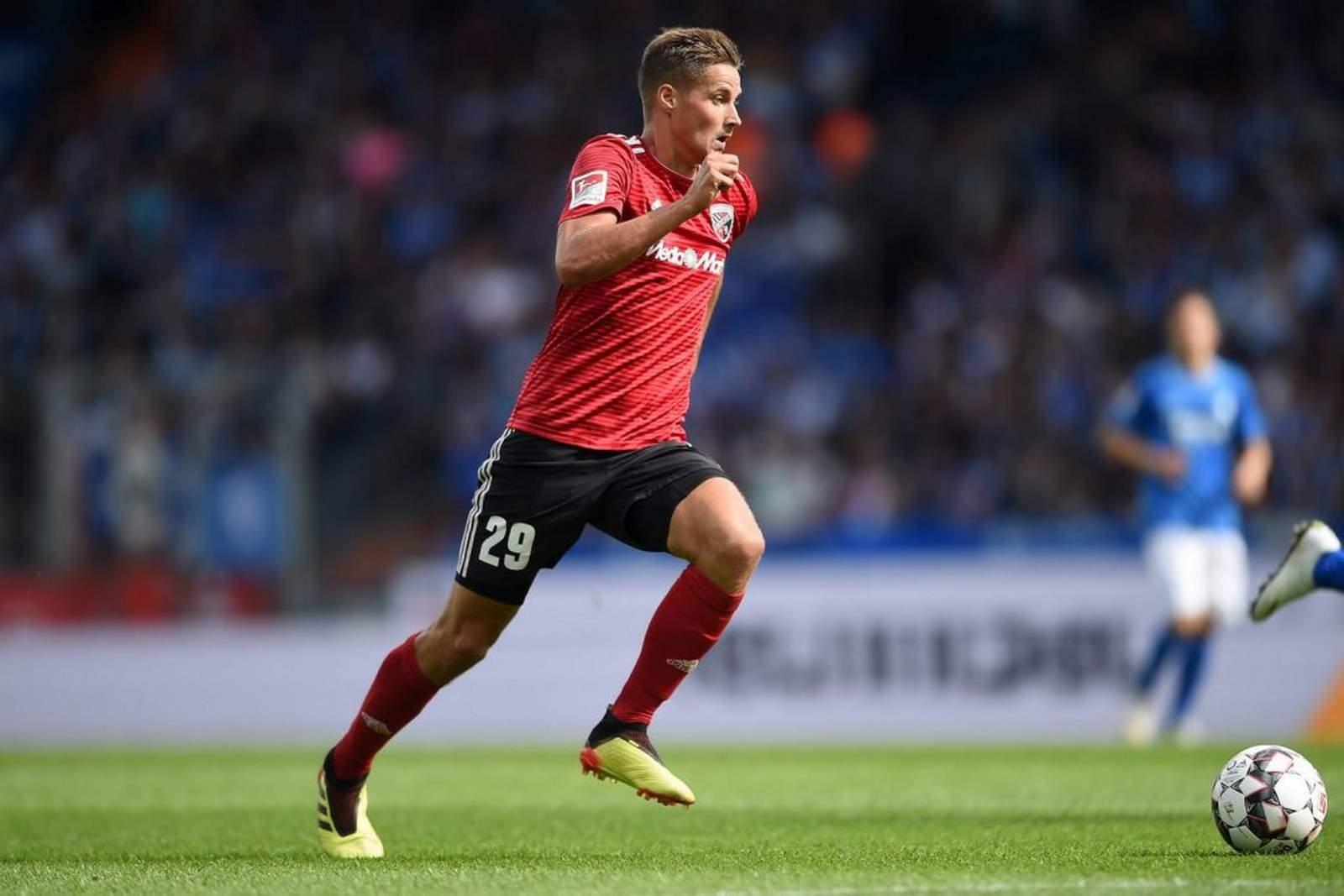 Thorsten Röcher beim FC Ingolstadt
