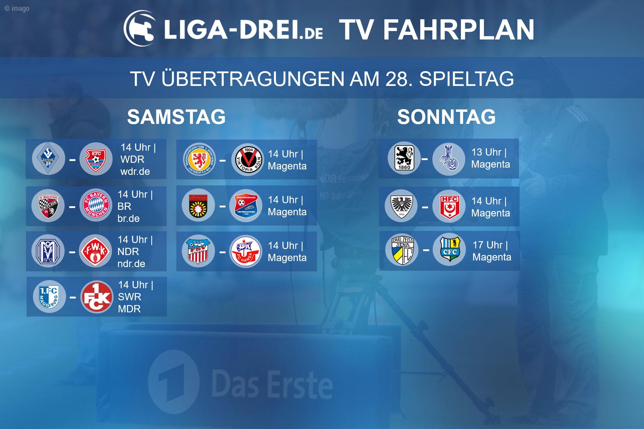 3te Liga Live