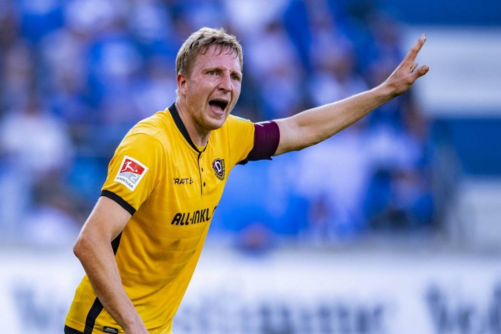 Marco Hartmann bei Dynamo Dresden