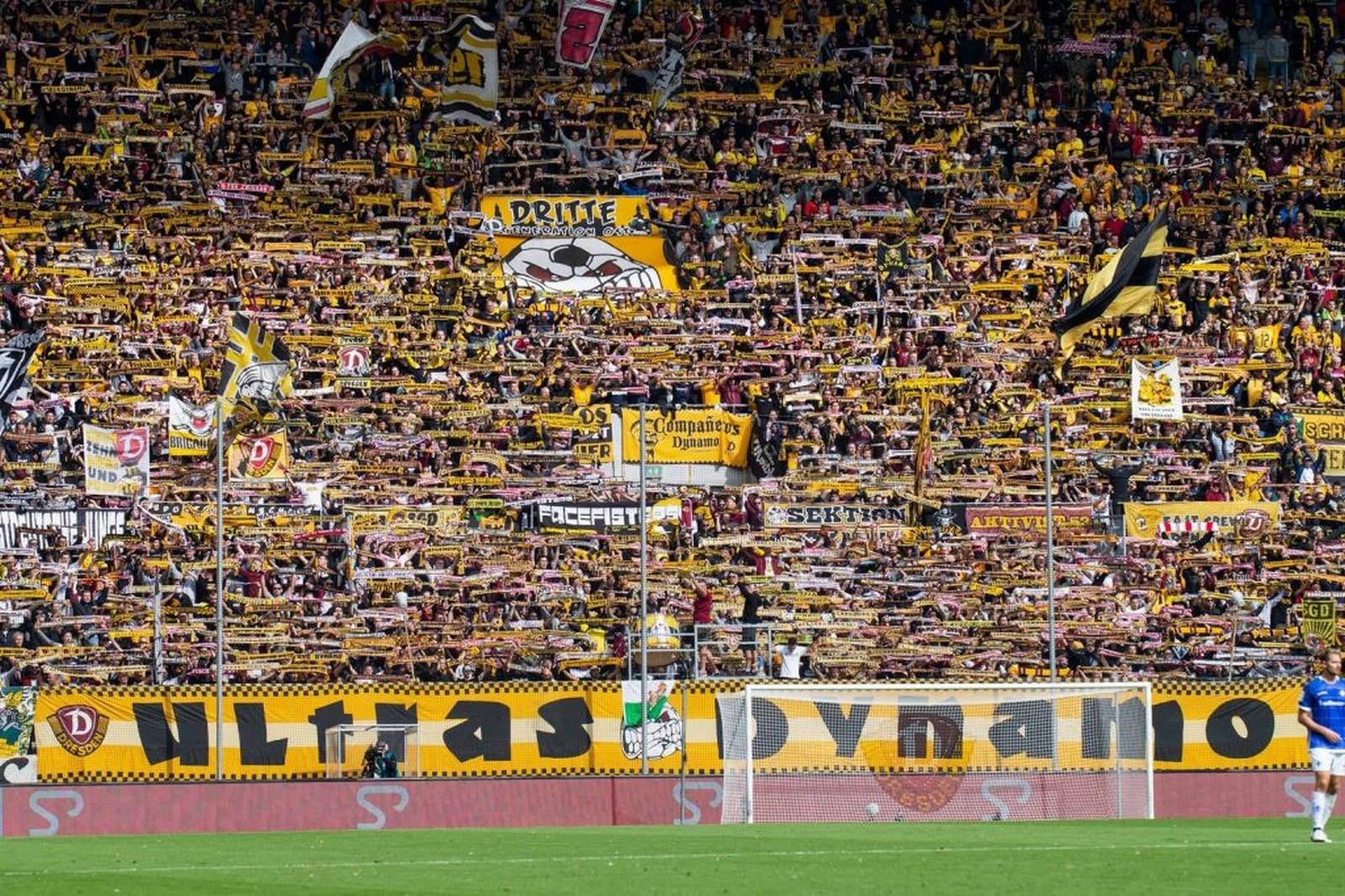 Die Dynamo-Fankurve