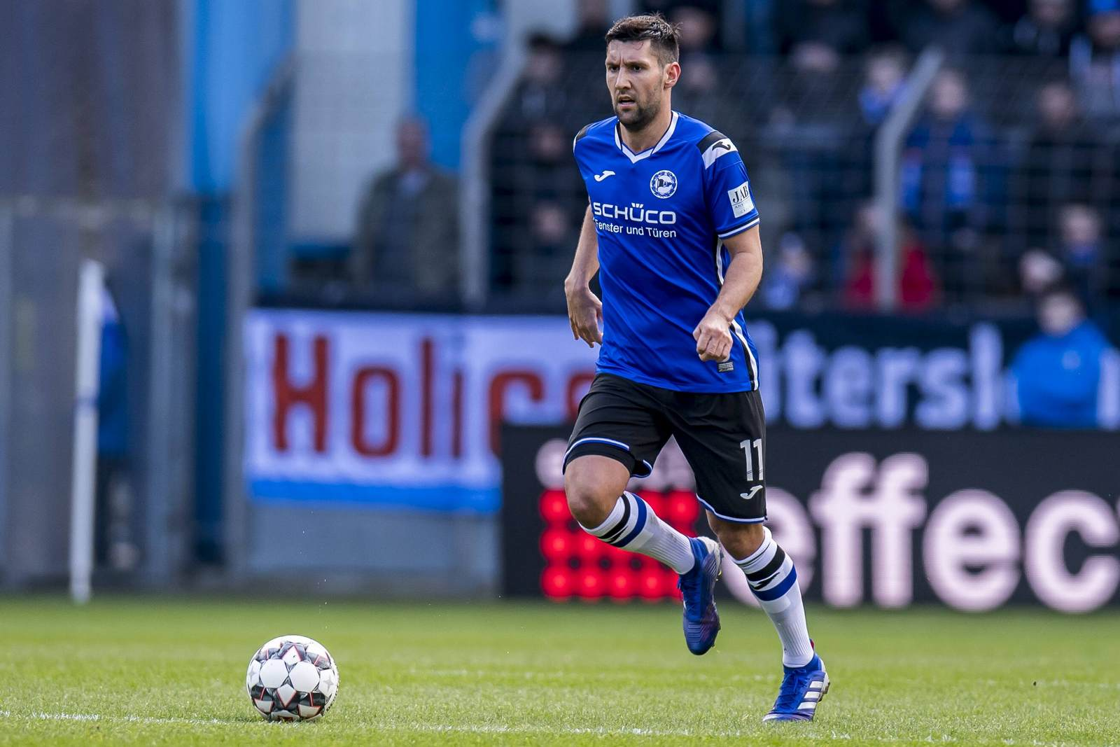 Stephan Salger bei Arminia Bielefeld