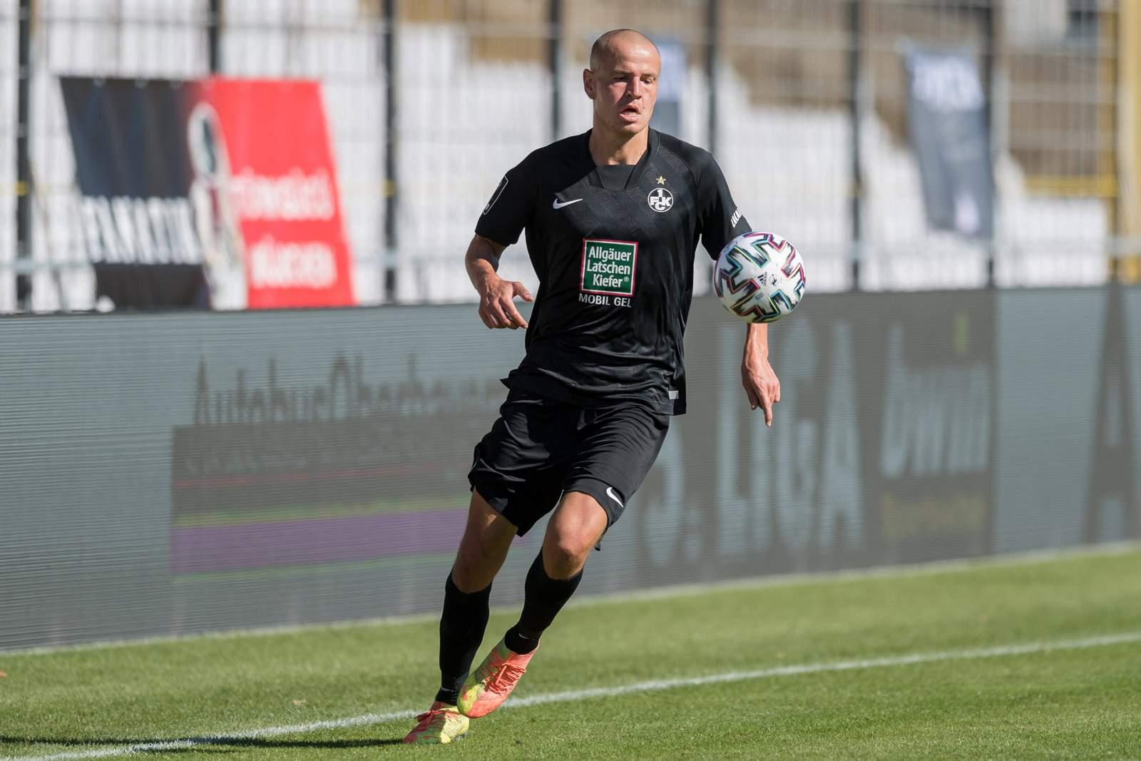 Adam Hlousek vom FCK
