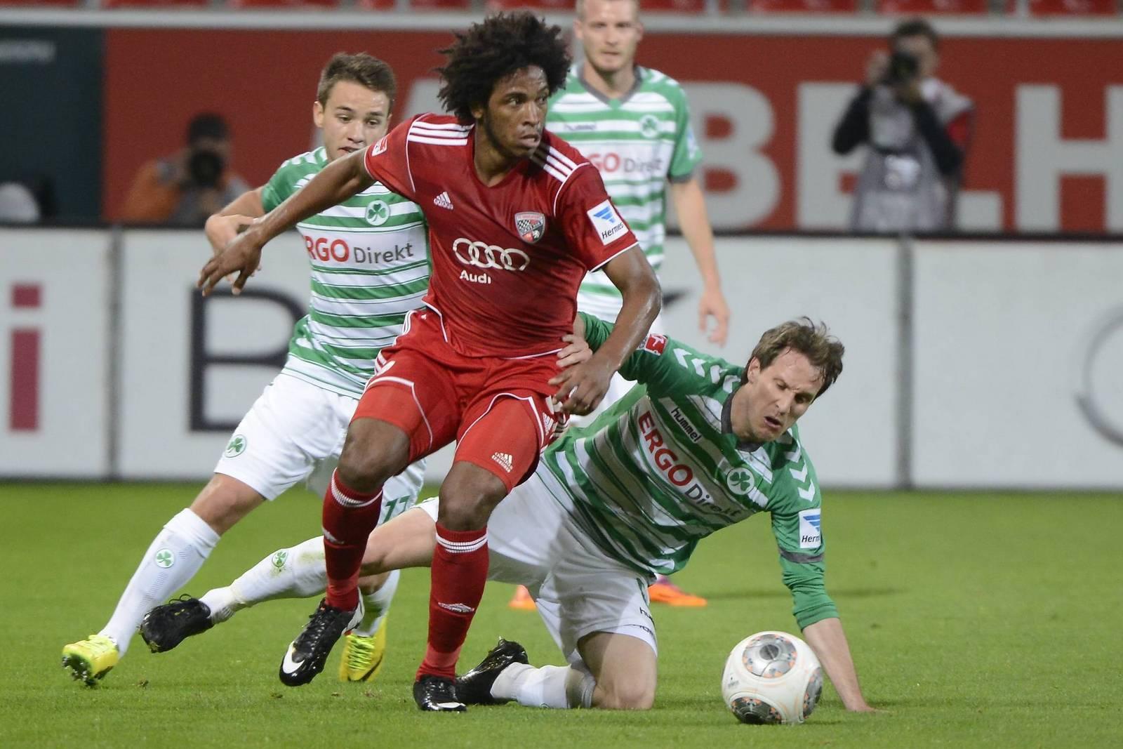 Caiuby beim FC Ingolstadt