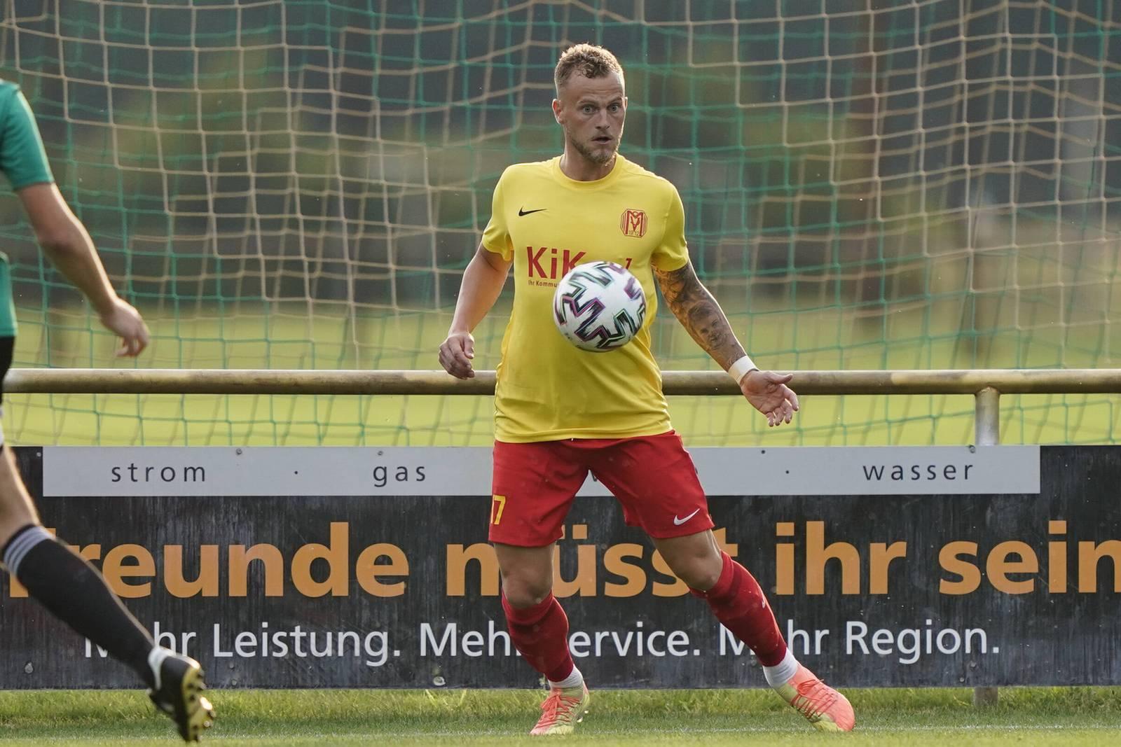 Christoph Hemlein vom SV Meppen