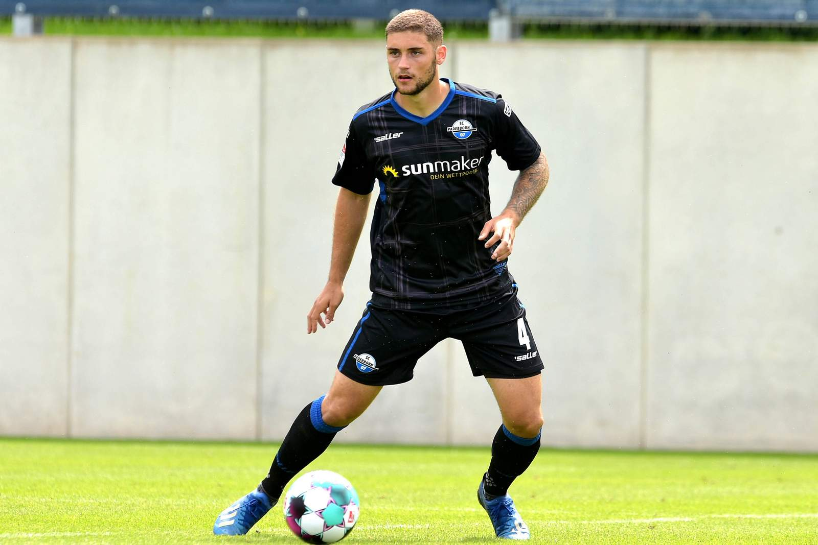 Jan-Luca Rumpf beim SC Paderborn