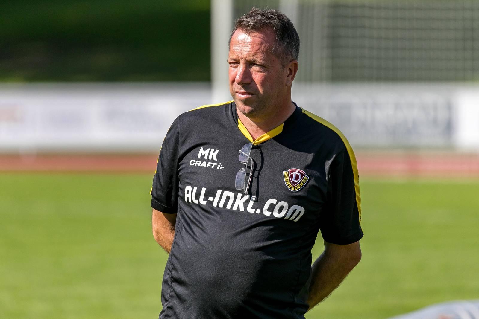 Markus Kauczinski von Dynamo Dresden