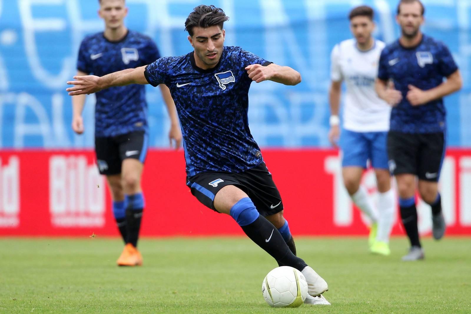 Muhammed Kiprit bei Hertha BSC