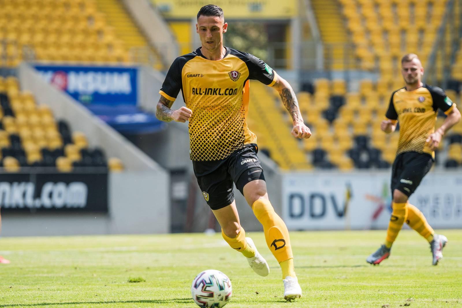 Panagiotis Vlachodimos von Dynamo Dresden