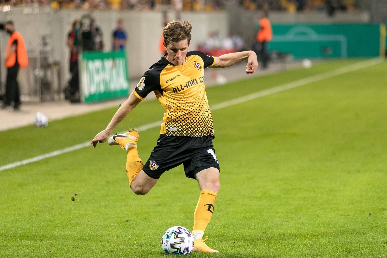 Patrick Weihrauch von Dynamo Dresden