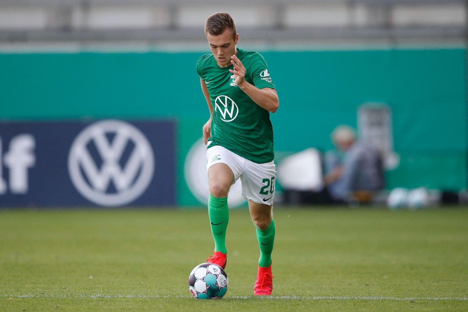 Luca Horn beim VfL Wolfsburg