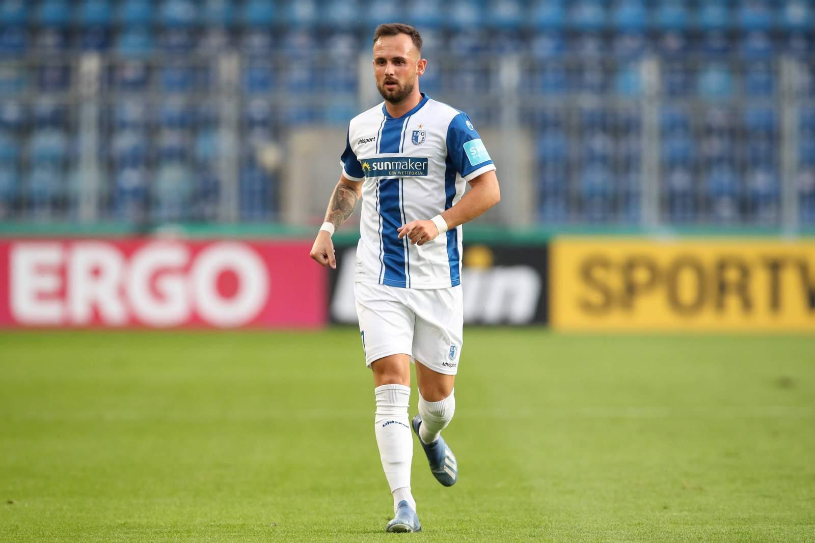 Luka Sliskovic im Pokal gegen Darmstadt.