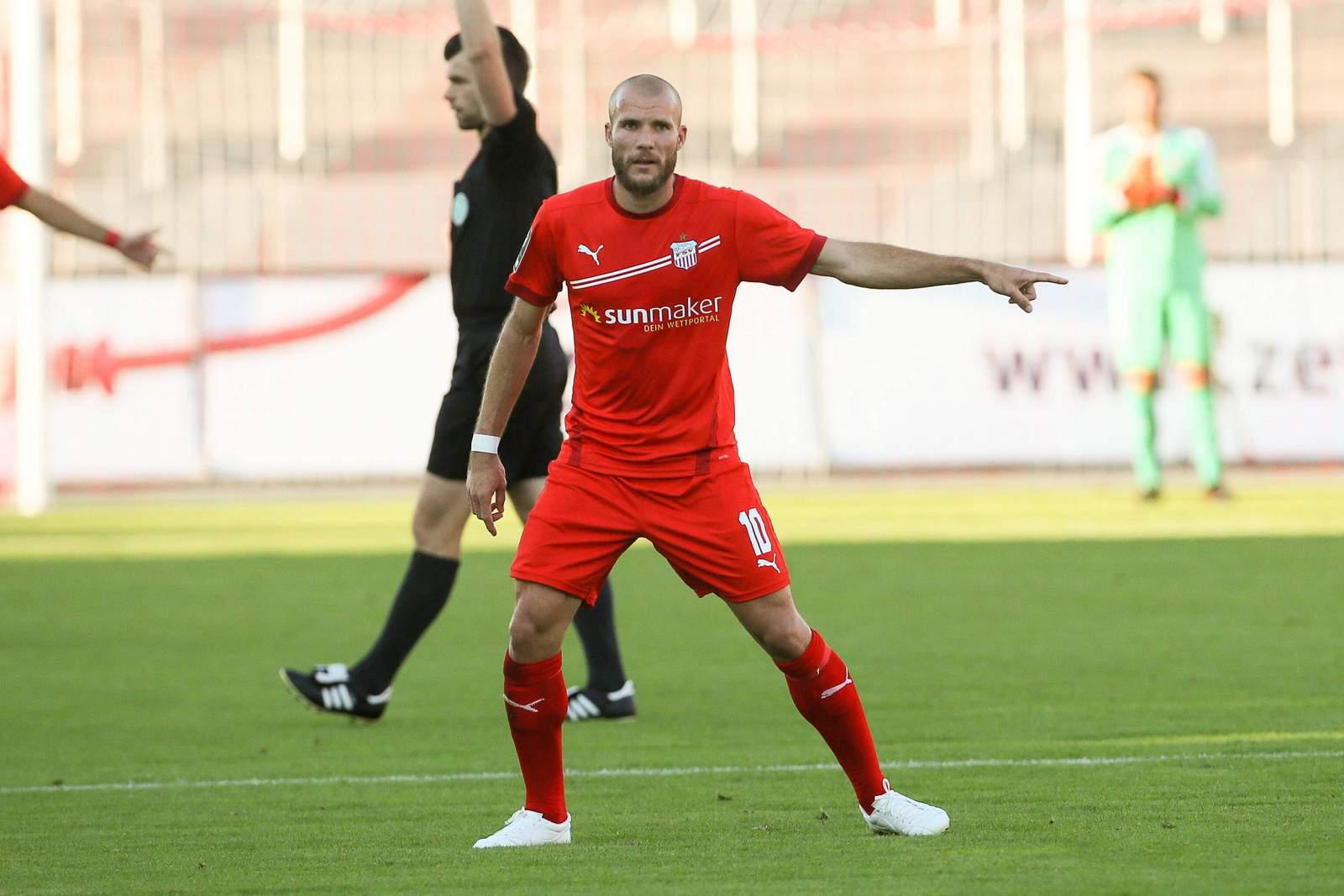 Manfred Starke wechselte vom FCK nach Zwickau.
