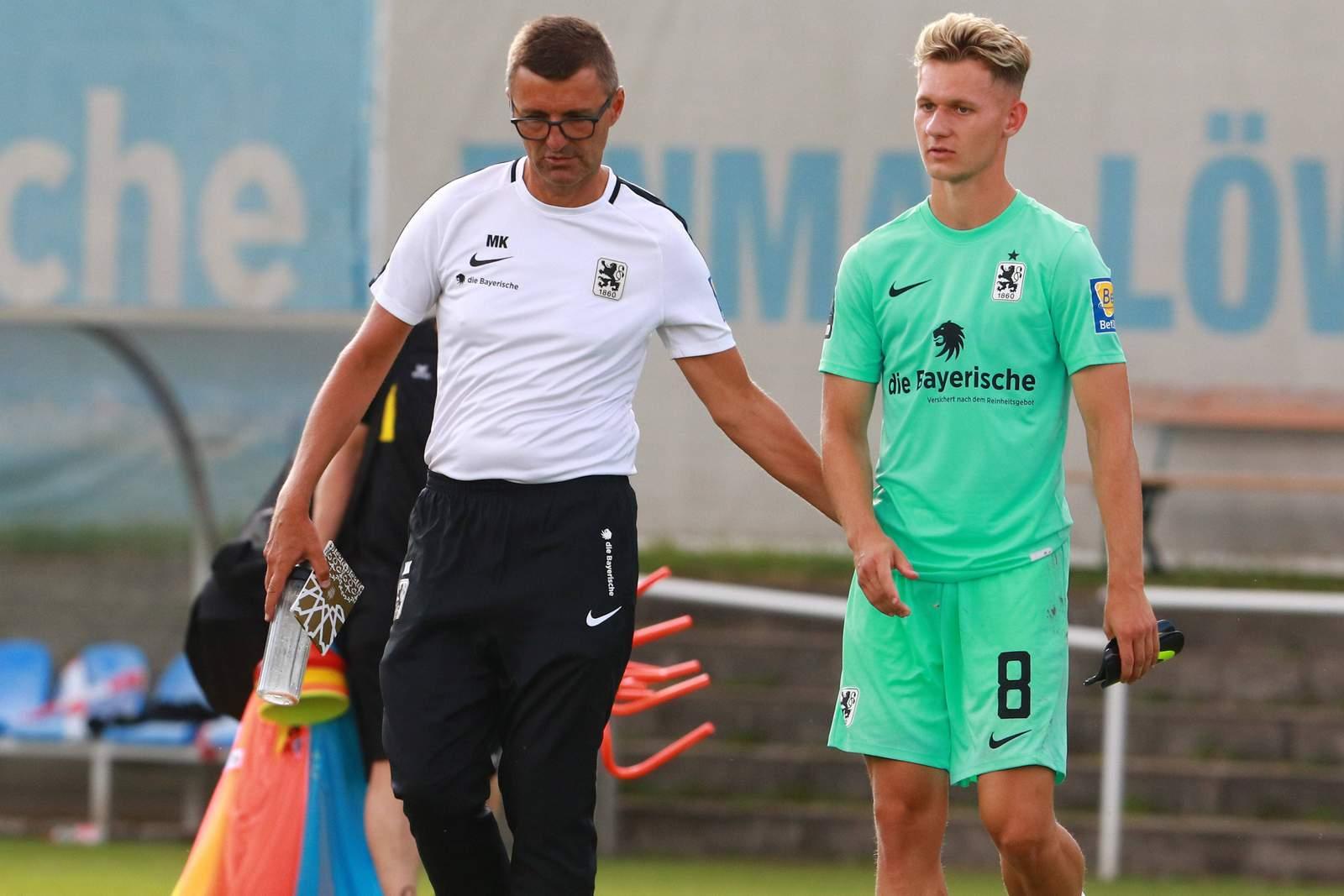 Michael Köllner (l.) und Erik Tallig.