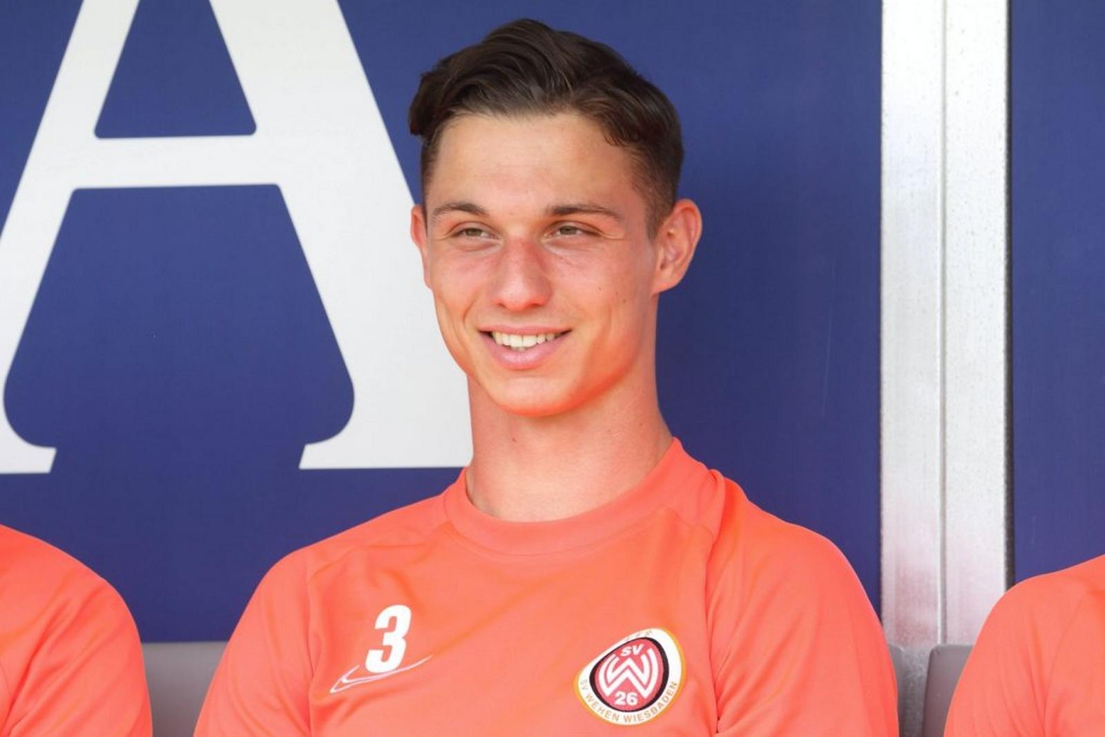Tobias Mißner vom SV Wehen Wiesbaden